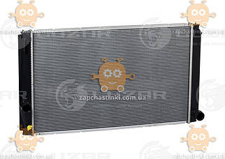 Радіатор охолодження Rav4 2.0 (від 2006р) АКПП, МКПП (пр-во Luzar Росія) ЗЕ 26803