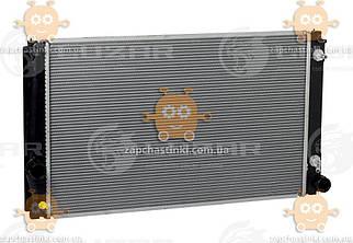 Радіатор охолодження Rav4 2.4 (від 2006р) АКПП (пр-во Luzar Росія) ЗЕ 26804