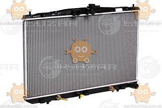 Радіатор охолодження RX 3.5 i (350), 2.7 i (270), 450h (від 2009р) АКПП (пр-во Luzar Росія) ЗЕ 58920