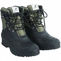 Ботинки зимние для рыбалки Mikado BMA-XD014 46 р Black/Green