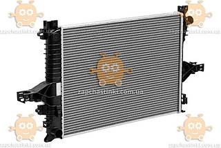 Радіатор охолодження S60 (від 2000), S80 (від 1998) МКПП (пр-во Luzar Росія) ЗЕ 61307