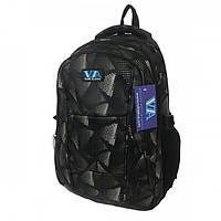 Рюкзак школьный VA R-71-135 Black/Grey