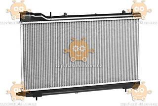 Радіатор охолодження Subaru Forester S11 (від 2002) без горловини МКПП, АКПП (пр-во Luzar Росія) ЗЕ 48388