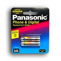 Аккумулятор Panasonic eneloop AAA 750 мАh Ni-MH 2шт