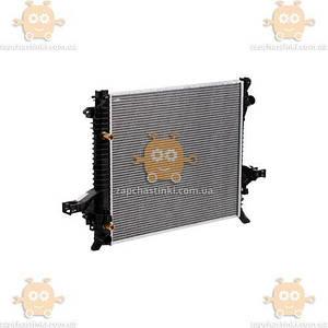 Радіатор охолодження XC90 (від 2002) 2.4 D, 2.5 T, 3.2 i (пр-во Luzar Росія) ЗЕ 61311
