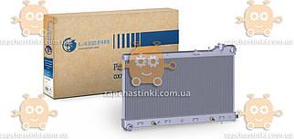 Радиатор охлаждения Subaru Forester S10 (от 1997г), Impreza G10 (от 1997г) (пр-во Luzar Россия) ЗЕ 21761