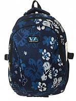 Рюкзак школьный VA R-72-134 Blue