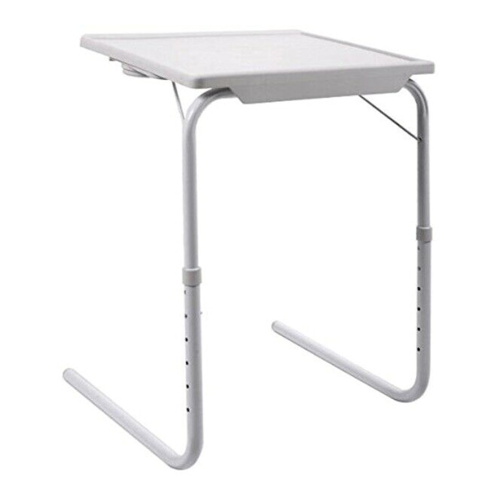 Переносной складной столик трансформер Многофункциональный прикроватный регулируемый маленький  Table Mate 2