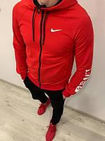 Спортивный костюм Nike Air Max 97 красно-черный