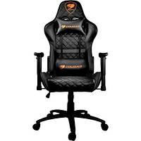 Геймерское кресло Cougar Armor One Black