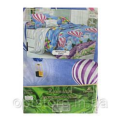 """""""воздушные шары"""" комплект постельного белья двуспальный 178*215 см 100%хлопок Tiratex Тирасполь"""