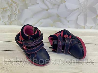 Демисезонные ботинки для девочки,Clibee, Польша. р.21,ДД-49