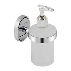 Дозатор для жидкого мыла Lidz (CRM)-114.02.02