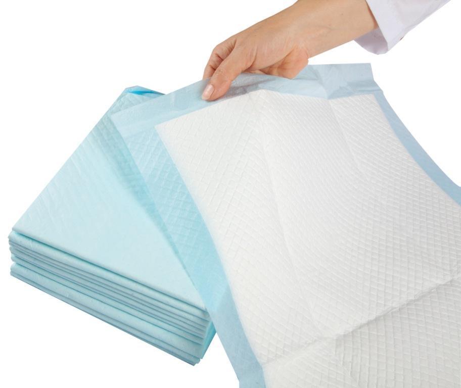 Пеленки гигиенические впитывающие одноразовые IGAR 40 Х 60 см (20 шт.)
