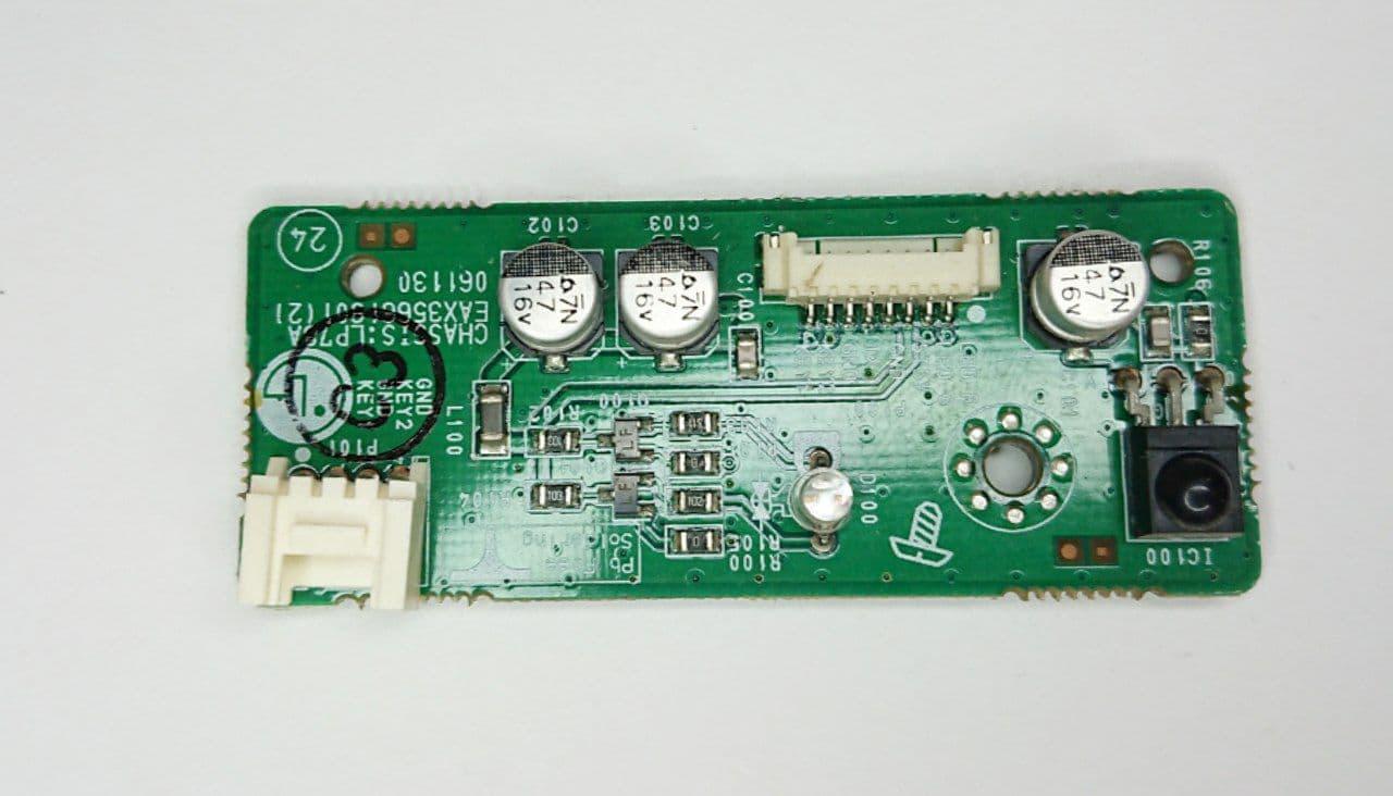 Плата индикации LG 42lc51