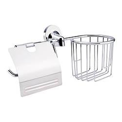 Держатель для туалетной бумаги GF (CRM)S-2803-1