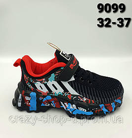 Черные кроссовки. Яркие черные кроссовки.