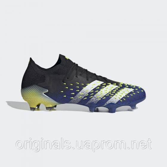 Футбольные бутсы Adidas Predator Freak.1 FG FY0745 2021