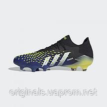 Футбольные бутсы Adidas Predator Freak.1 FG FY0745 2021, фото 3