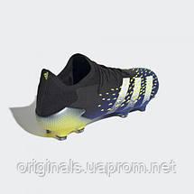 Футбольные бутсы Adidas Predator Freak.1 FG FY0745 2021, фото 2