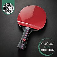 Профессиональная ракетка Stiga для настольного тенниса пинг-понга Original Blade 5 звезд Древесина (STIGA5)