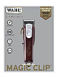 Машинка для стрижки Wahl Magic Clip Cordless 5Stars 08148-316H, фото 6