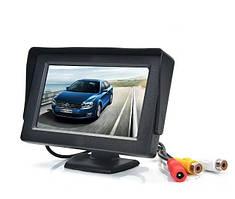Автомобильный дисплей LCD 4.3'' TFT Black