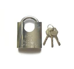 Навесной замок (колодка) KOZAK Extra 70 мм, 3 ключа