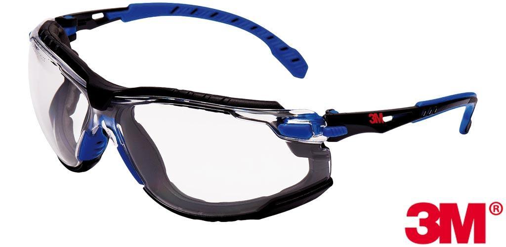 Захисні окуляри 3M-OO-SOLUS1101 T