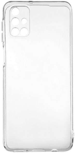 Чехол Fiji Ultra Thin для Samsung Galaxy M31s (M317) силикон бампер Transparent