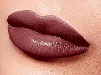 Напівматова губна помада Оксамитовий сезон, тон Благородний шоколадний