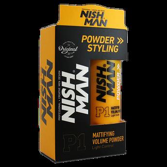 Пудра для укладки волос Nishman Styling Powder 20г