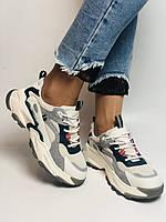 Стильні жіночі кеди-кросівки білі з перфорацією.Туреччина.Натуральна шкіра. 36-39 Vellena, фото 6