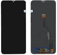 Дисплей + сенсор Samsung A105 /M105 Galaxy A10/M10 (2019) LCD оригінал Чорний