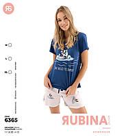 "Піжама футболка з шортами ""Rubina"""