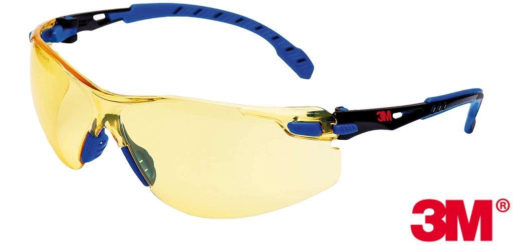 Захисні окуляри 3M-OO-SOLUS1103 Y