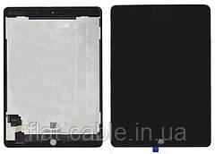 Дисплей + сенсор iPad Air 2 (A1566/ A1567) Черный