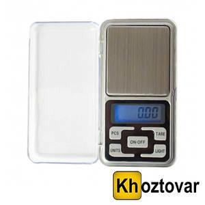 Весы ювелирные ACS 0.01-100 г Domotec MS 1724A