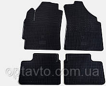 Коврики в салон для Daewoo Matiz 98-/04-/Chery QQ 03-/Chevrolet Spark 04- (комплект - 4 шт) 1005024
