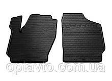 Коврики в салон для Skoda Fabia 00-/07-/Roomster 06-/Volkswagen Polo 02-/ Seat Ibiza 03-/Cordoba 03- (передние