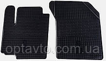 Коврики в салон для Suzuki SX4 05-,13-/Swift 05-/Fiat Sedici 06- (передние - 2 шт) 1021012