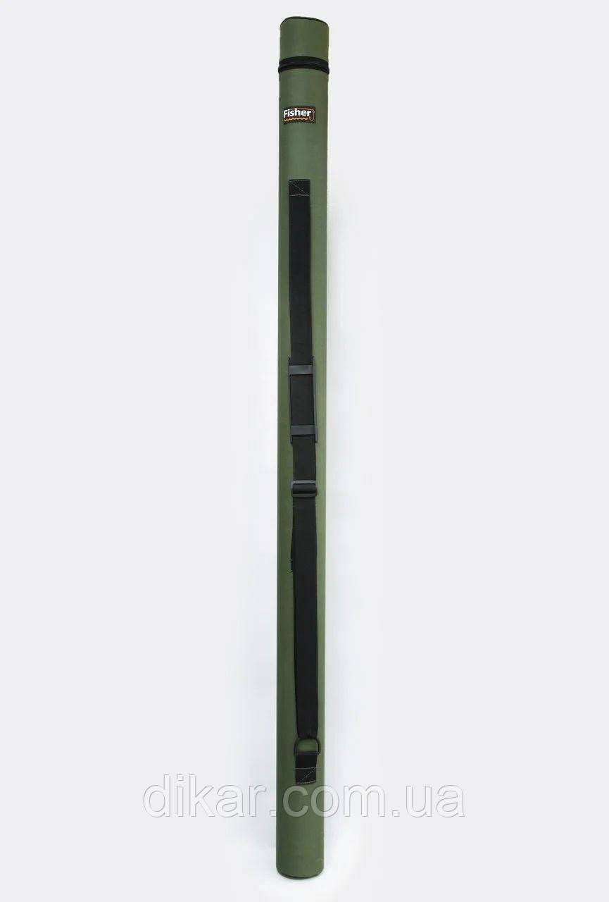 Тубус для удилищ, Жёсткий тубус, Тубус, 150 см* 80 мм