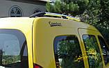Рейлинги Renault Kangoo 1997-2008 /Хром /Abs, фото 2
