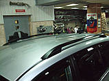 Рейлинги Тойота RAV4 2006-2012 (черные), 63401-42050-C0, фото 5