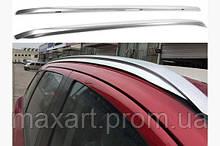 Рейлинги Mitsubishi Outlander 2013-, серые