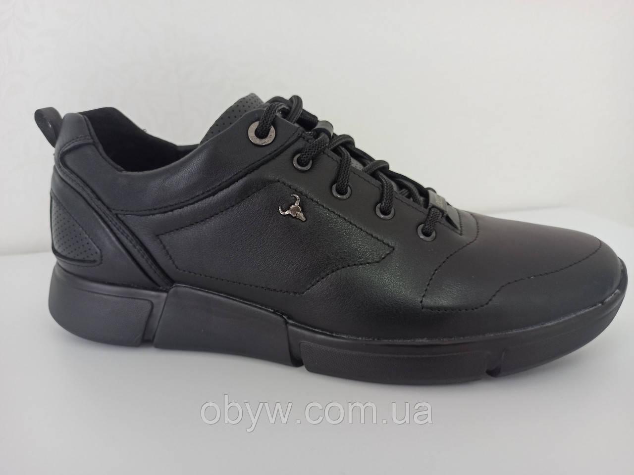Весенняя кожаная мужская обувь polska shoes
