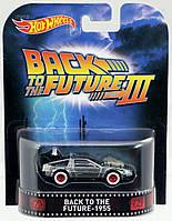 Колекційна машинка Hot Wheels Back to the Future Time Machine Mr. Fusion