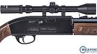 Приціл снайперський 3-7х28, на ластівчин хвіст 11мм