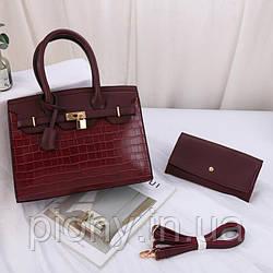 Женский набор сумок 2 в 1