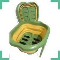 Роликовий масажер для ніг Foot Bath Massager FB-00082
